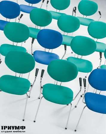 Итальянская мебель Frezza - Стулья для переговорной, коллекция Alpha