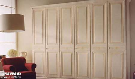 Итальянская мебель Ferretti e Ferretti - Шкаф шестидверный decor
