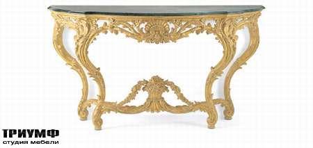 Итальянская мебель Chelini - консоль арт FCBM 509