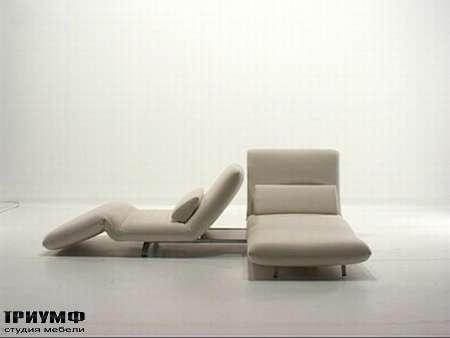 Итальянская мебель Futura - Кресла поворотные Le Vele Video