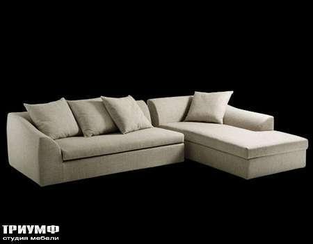 Итальянская мебель Cantori - диван Istanbul