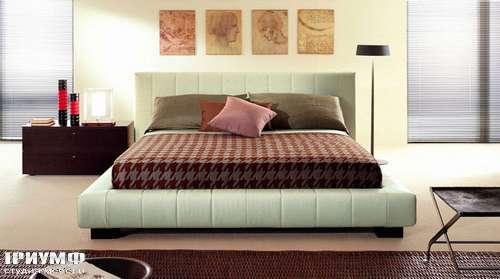 Итальянская мебель Besana - Кровать Nicole