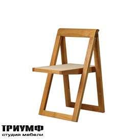 Итальянская мебель Morelato - Складной стульчик