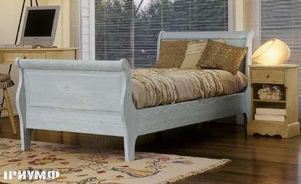 Итальянская мебель De Baggis - Кровать L0411ter
