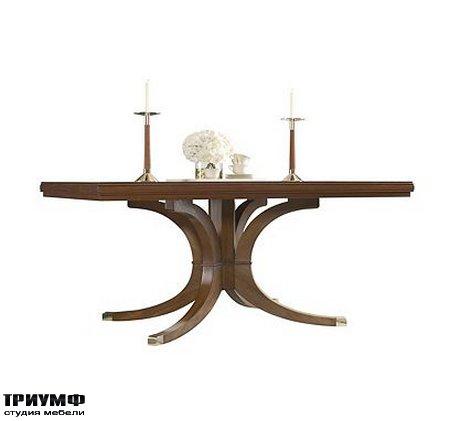 Американская мебель Henredon - Dining Table