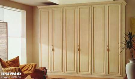 Итальянская мебель Ferretti e Ferretti - Шкаф из дерева etruria
