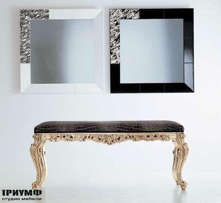 Итальянская мебель Moda by Mode - зеркало w-mir