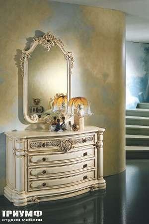 Итальянская мебель Silik - Трюмо Niobe
