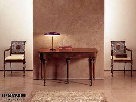 Итальянская мебель Medea - Консоль прямоугольная, арт деко, арт. 412