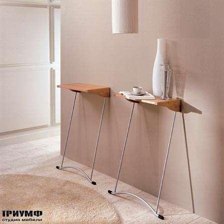 Итальянская мебель Porada - Консоль stali А1
