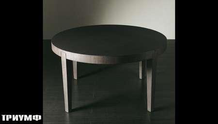 Итальянская мебель Meridiani - стол круглый Power