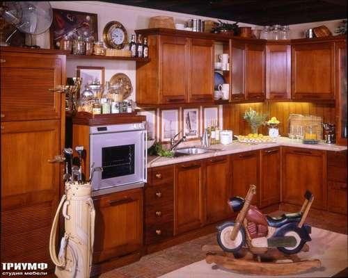 Итальянская мебель Arca - Кухня Lofti Италия