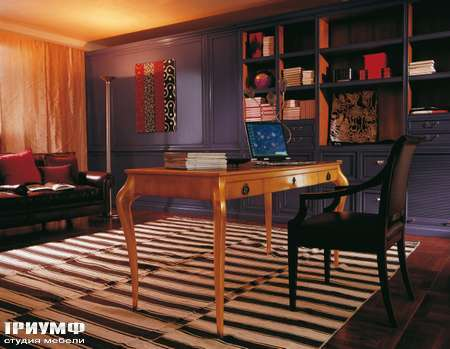 Итальянская мебель Luciano Zonta - Giorno Scrivanie стол Richelieu