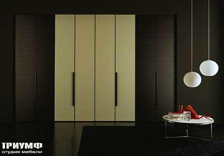 Итальянская мебель Vittoria - шкаф Verticali battente