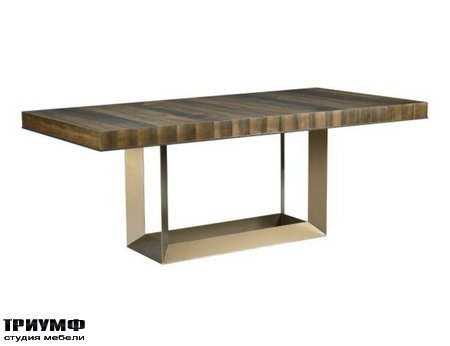 Американская мебель American Drew - BANDON RECTANGULAR DINING TABLE