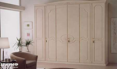 Итальянская мебель Ferretti e Ferretti - Шкаф классический galileo