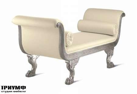 Итальянская мебель Chelini - Кушетка с валиками