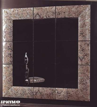 Итальянская мебель Rugiano - Зеркало Bucarest puzzle