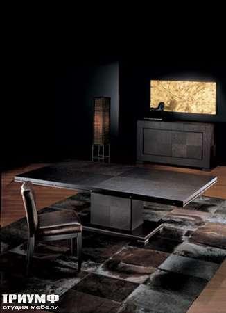Итальянская мебель Smania - Стол Parallel