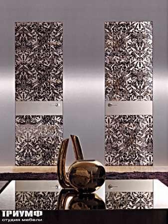 Итальянская мебель Longhi - Дверь распашная Headline, декорированная