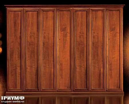 Итальянская мебель Grande Arredo - Шкаф из массива ореха