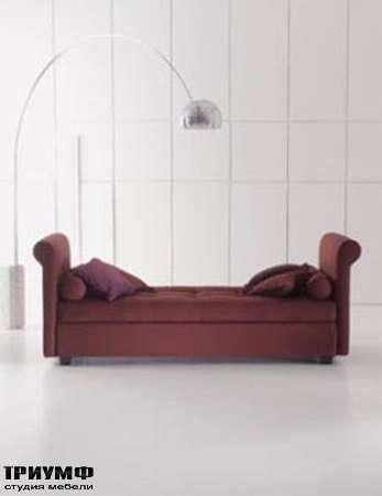 Итальянская мебель Orizzonti - кровать Giglio Dormeuse