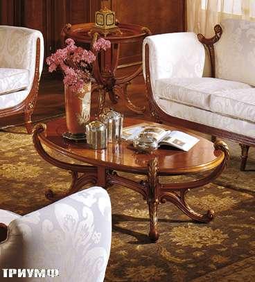 Итальянская мебель Colombo Mobili - Столик арт.268.2 кол. Vivaldi