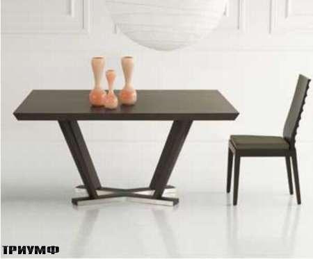 Итальянская мебель Potocco - стол Aura