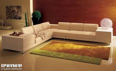 Итальянская мебель Valdichienti - Диван baldo_1