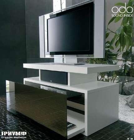 Итальянская мебель Varaschin - тумба Odo One