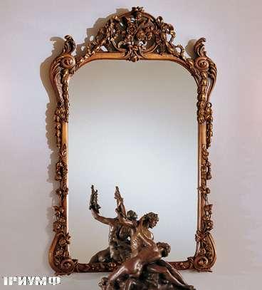 Итальянская мебель Colombo Mobili - Зеркало арт.514 кол. Salieri