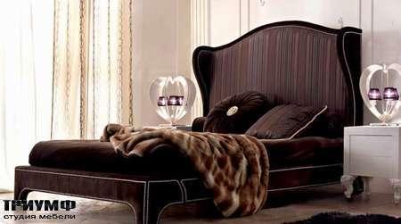 Итальянская мебель Dolfi - кровать Gerard