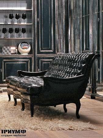 Итальянская мебель Luciano Zonta - Giorno Sedute диван Royal Charme