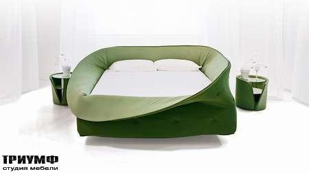 Итальянская мебель Lago - кровать leto col leto