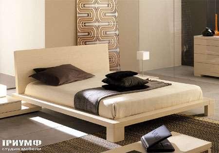 Итальянская мебель Vittoria - кровать   Linea