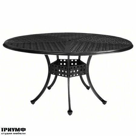 Американская мебель Summerclassics - Double Lattice 5 Leg Dining Base