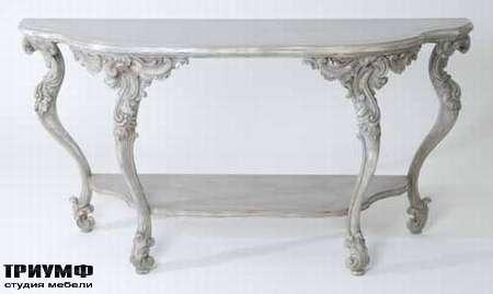 Итальянская мебель Chelini - консоль арт FCBO 1230