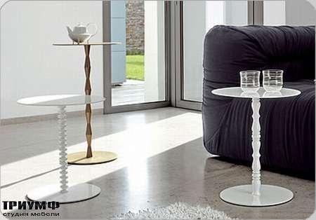 Итальянская мебель Bonaldo - столики Harry Fortuny Vanity