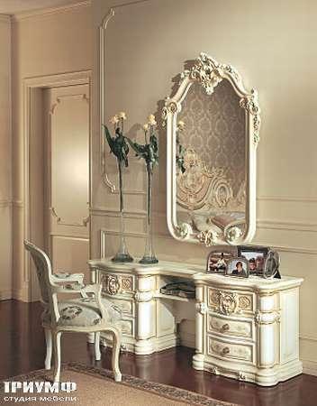 Итальянская мебель Silik - Туалетный столик Niobe