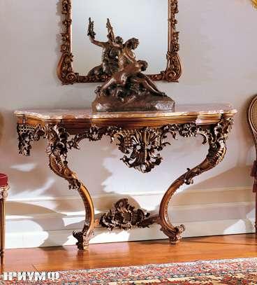 Итальянская мебель Colombo Mobili - Зеркало арт.515 кол. Salieri