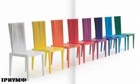 Итальянская мебель Edra - стулья Jenette