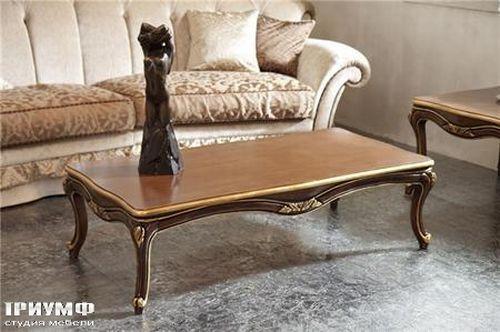 Итальянская мебель Mantellassi - Столик Elisir