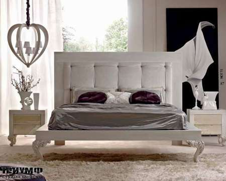 Итальянская мебель Dolfi - кровать