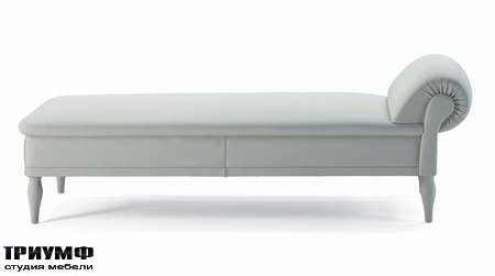 Итальянская мебель Poltrona Frau - кушетка Vesta