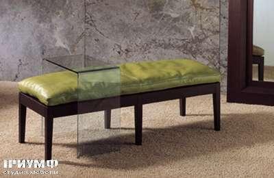 Итальянская мебель Longhi - банкетка imathena