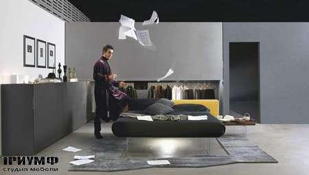 Итальянская мебель Lago - кровать letto air