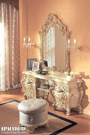 Итальянская мебель Silik - Туалетный столик Olimpia