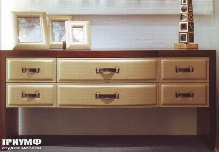 Итальянская мебель Rugiano - Комод Zion с 6 ящиками