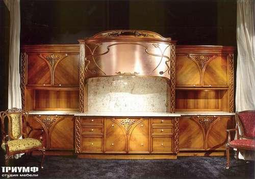 Итальянская мебель Medea - Кухня Iris