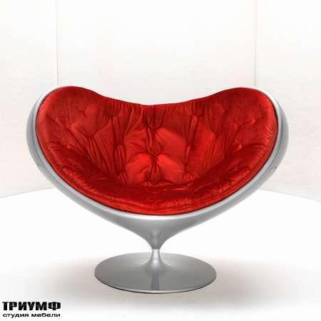 Итальянская мебель Giovannetti - Кресло LOVE